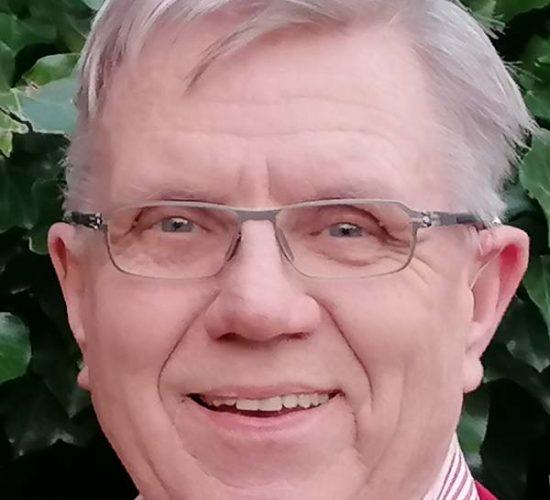 Gerd Flint Portrait